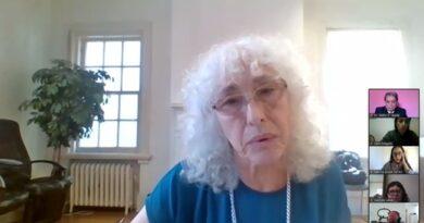 Alicia Partnoy, 44 años después